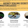 Jeff Miller – The Agency Scaling Secrets Masterclasses