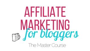 Tasha Agruso – Affiliate Marketing For Bloggers, The Master Course