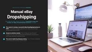 Tom Cormier – Manual eBay Dropshipping
