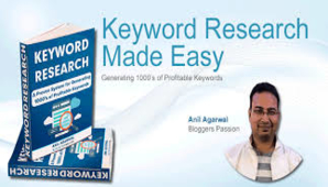 Anil Agarwal – KEYWORD RESEARCH MADE EASY