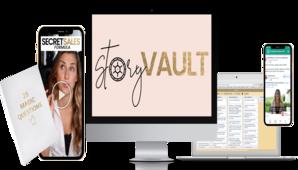 Elise Darma – Story Vault & Sales Vault (Update 1)