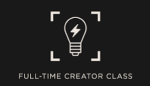 Jeremiah Davis – Full-Time Creator Class