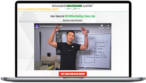 Kevin Zhang – Ecommerce Millionaire Mastery UP1