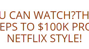 Lee Kenny – 10 Steps to $100k