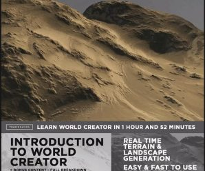 Travis Davids – Introduction To World Creator + BONUS
